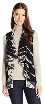 Gypsy 05 Women's French Terry Draped Vest