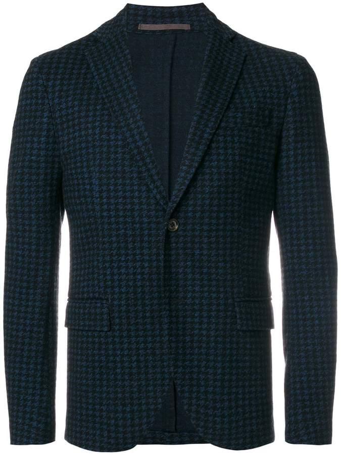 Eleventy classic woven blazer