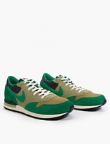 Nike Green Air Epic QS Sneakers