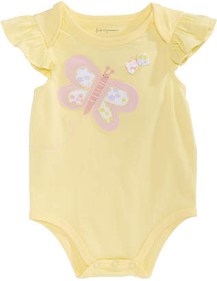 First Impressions Baby Girls Butterfly Bodysuit