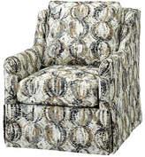 Massoud One-of-a-Kind Bearden Swivel Chair