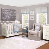 Petit Nest Henri 4 Piece Crib Bedding Set
