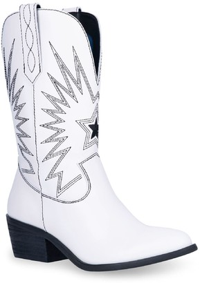 Black And White Cowboy Boots | Shop the