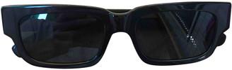 RetroSuperFuture Black Plastic Sunglasses