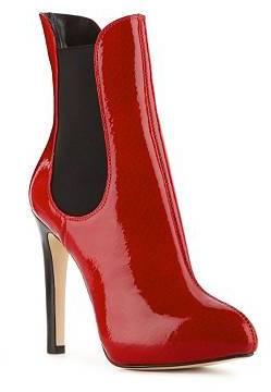 Giuseppe Zanotti Patent Leather Platform Bootie