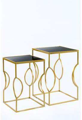 Statements By J Set of 2 Clemence Side Tables