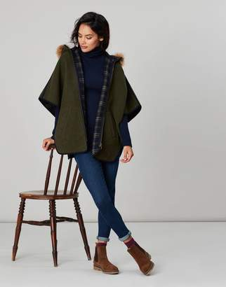 Joules Everly Reversible Cape