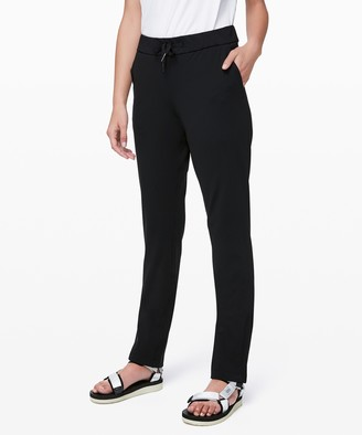 """Lululemon On the Fly Pant Tall 33"""" Online Only"""