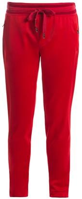 Dolce & Gabbana Rubber Logo Track Pants