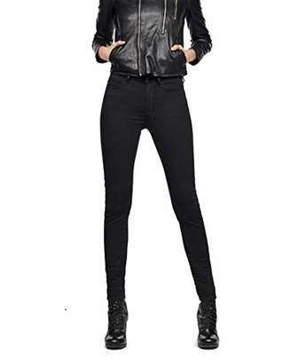 G Star Women's Shape High Waist Super Skinny Jeans,23W-30L