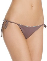 L-Space Forever Two Timer Side Tie Reversible Bikini Bottom