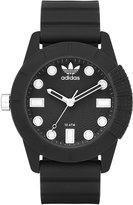 adidas Men's 44mm Silicone Band Plastic Case Quartz Analog Watch Adh3101