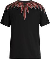 Marcelo Burlon County of Milan Teodoro cotton-jersey T-shirt
