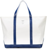 Undercover logo tote bag - unisex - Cotton/Linen/Flax - One Size