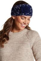 Natasha Accessories Knit Flower Headwrap