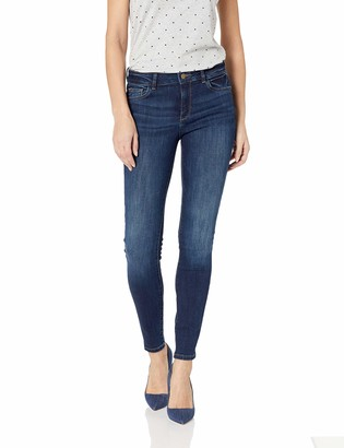 DL1961 Women's Florence Mid Rise 30' Skinny Jeans