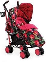 Cosatto Supa Stroller in Tropico Pink/Black