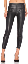 David Lerner Front Zip Legging