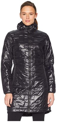 Helly Hansen Lifaloft Insulator Coat (Black) Women's Coat