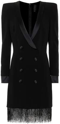 Dundas Tuxedo minidress