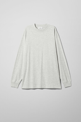 Weekday Oriana Long Sleeve - Black