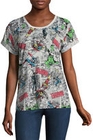 Mighty Fine Marvel Graphic T-Shirt- Juniors