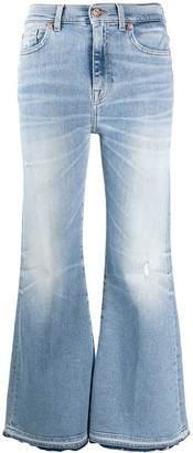 7 For All Mankind flared bootcut jeans