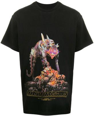 Alchemist graphic print T-shirt