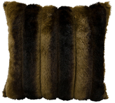 Nourison Mink Faux Fur Pillow