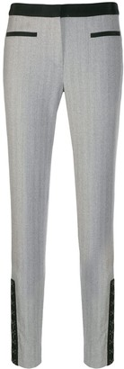 Karl Lagerfeld Paris Tailored Fit Trousers