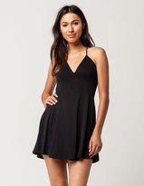 Full Tilt Fit And Flare Dress
