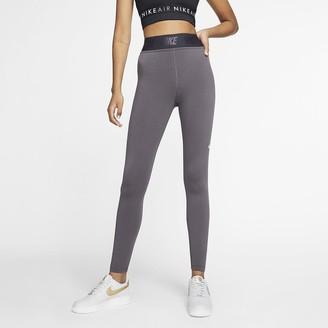 Nike Women's High-Rise Leggings Sportswear Leg-A-See Maria Sharapova x La Cortez