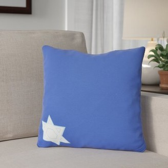 The Holiday Aisle Star's Corner Throw Pillow The Holiday Aisle