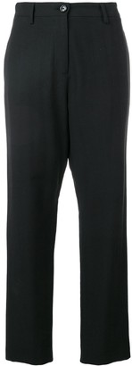 Love Moschino high-wwaisted tailored trousers