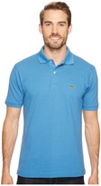 Lacoste L1212 Classic Pique Polo Shirt Men's Short Sleeve Knit