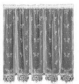 Heritage Lace Heirloom 60-Inch Wide by 84-Inch Drop Sheer Panel