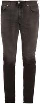 Alexander McQueen Ombré mid-rise skinny jeans