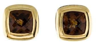 David Yurman Citrine Albion Earrings