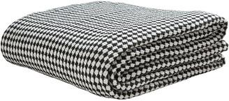 Novogratz Stevie Charcoal Blanket