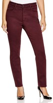 NYDJ Plus Elena Legging Jeans in Brandy Wine
