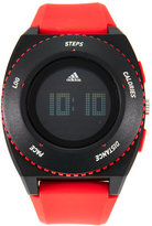 adidas ADP3219 Black & Red Watch