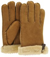 UGG Women's Tenney Glove with Leather Trim SM