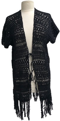 Allude Black Cotton Knitwear for Women