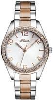 S'Oliver Women's Quartz Watch SO-2774-MQ with Metal Strap