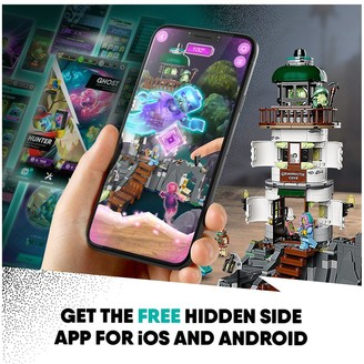 Lego 70431 The Lighthouse of Darkness with AR Games App