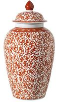 Coral Medium Temple Ginger Jar