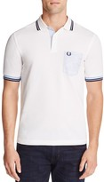Fred Perry Camouflage Pocket Tee