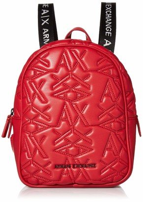 A|X Armani Exchange Small Backpack