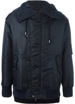 Diesel Black Gold lightweight jacket - men - Acrylic/Nylon/Polyester/Wool - 52