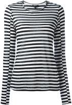 Rag & Bone striped long sleeve top